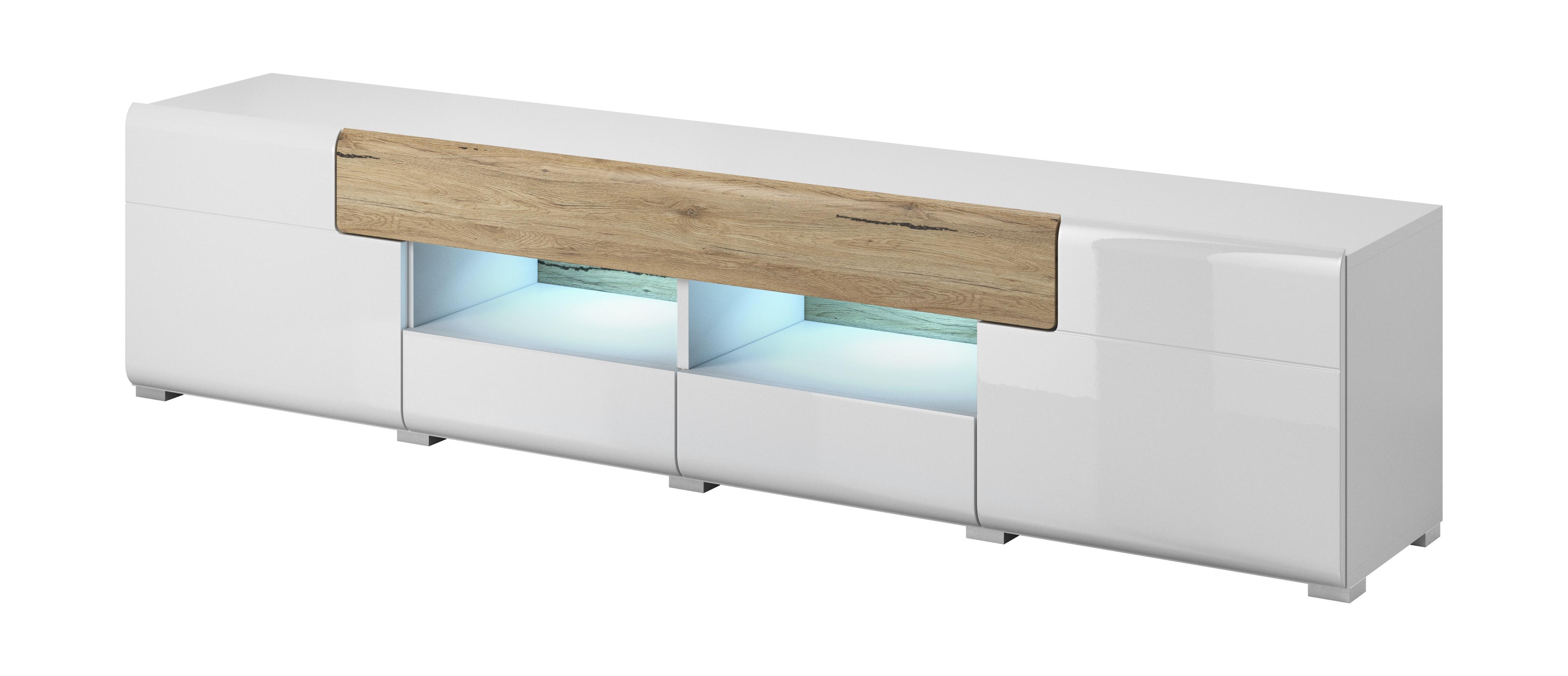 TV stolík/skrinka - Terence - Typ 40. Akcia -41%. Vlastná spoľahlivá doprava až k Vám domov.