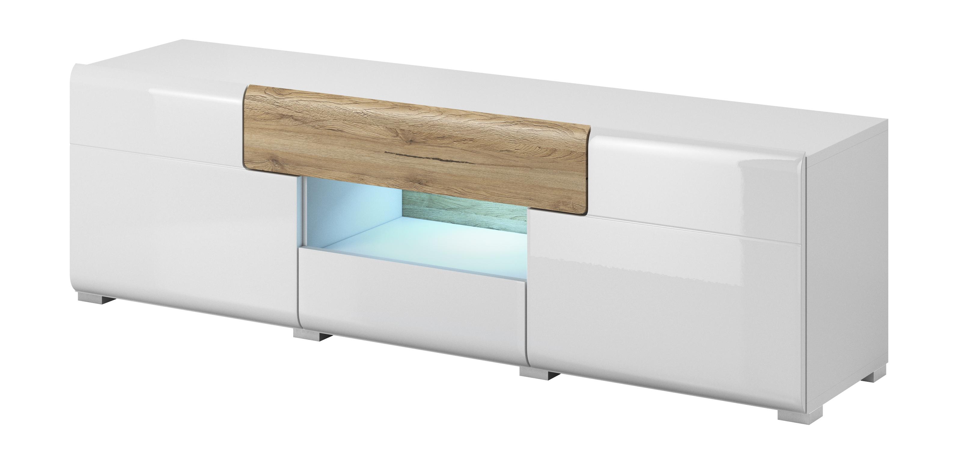 TV stolík/skrinka - Terence - Typ 41. Akcia -43%. Vlastná spoľahlivá doprava až k Vám domov.