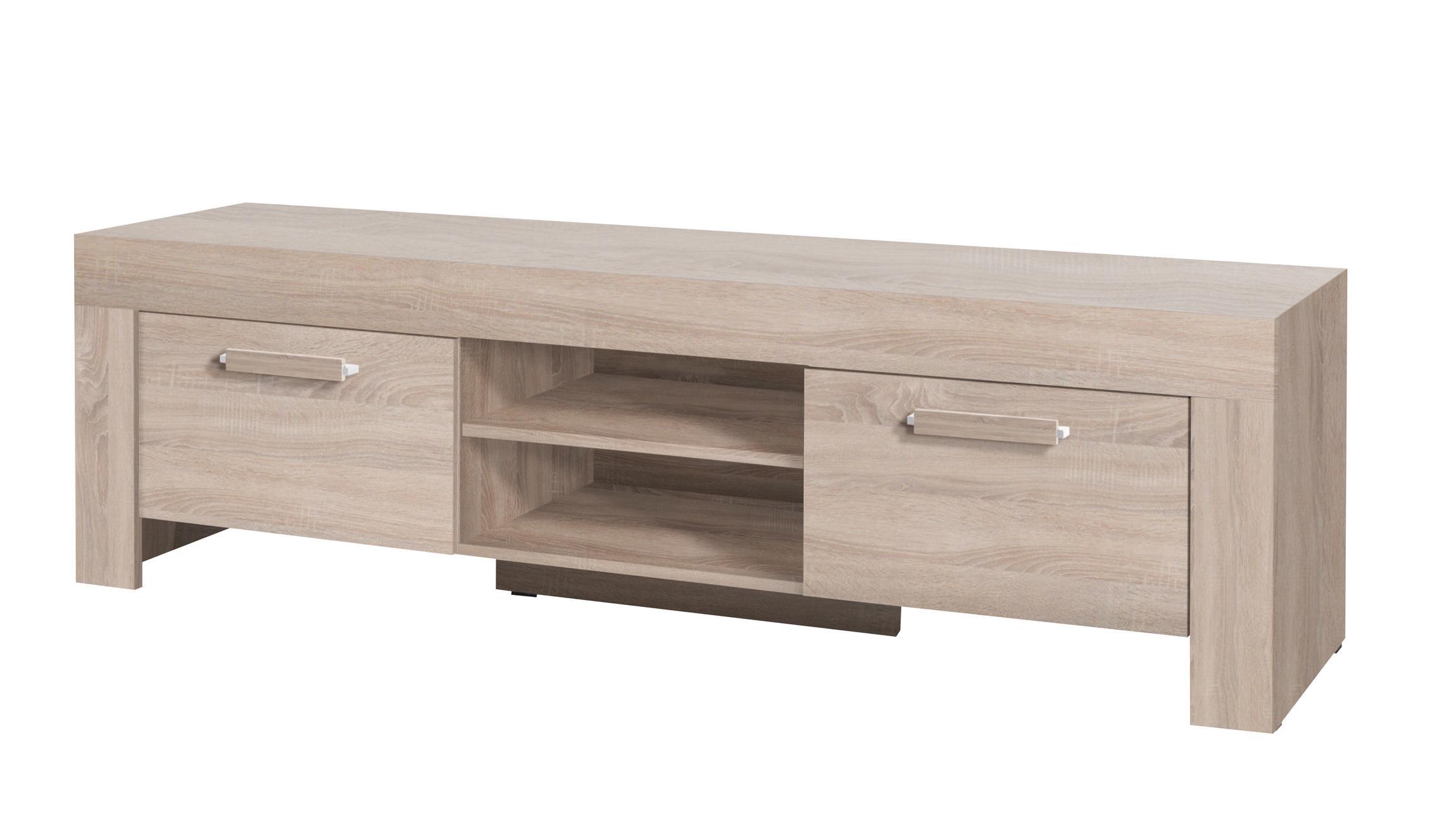 TV stolík/skrinka - Camber - C14 (dub sonoma). Akcia -33%. Vlastná spoľahlivá doprava až k Vám domov.