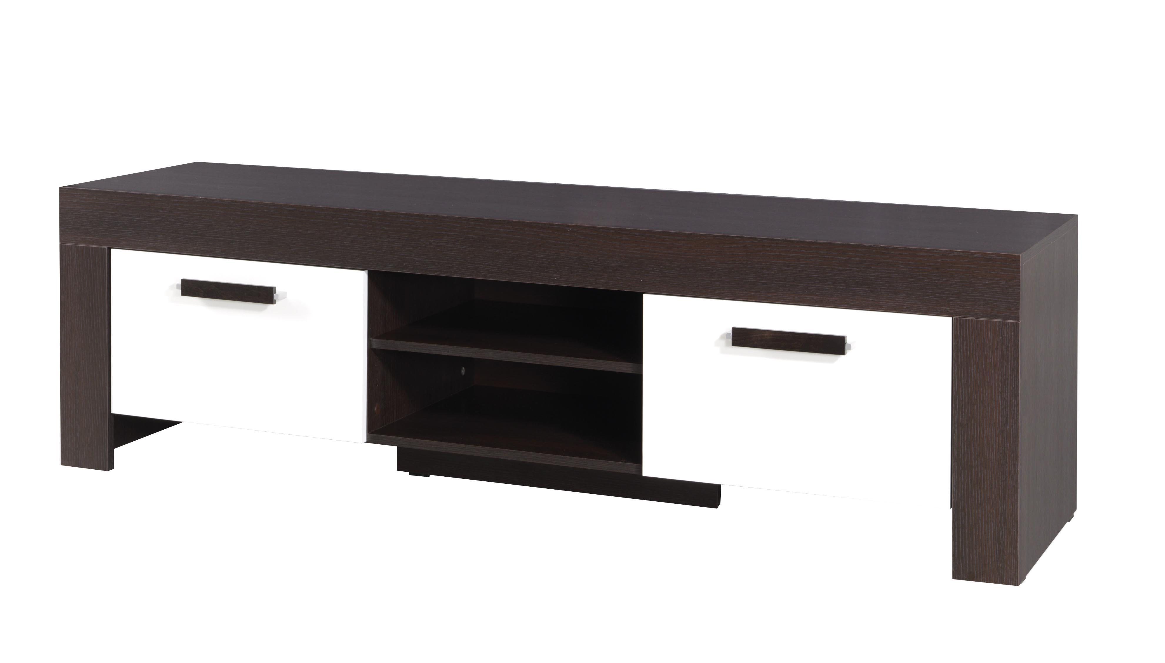 TV stolík/skrinka - Camber - C14 (milano + krémová). Akcia -25%. Vlastná spoľahlivá doprava až k Vám domov.