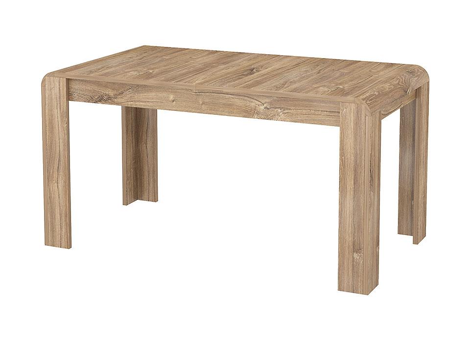 Jedálenský stôl - Lincoln (pre 6 až 8 osôb) (dub stirling). Akcia -41%. Vlastná spoľahlivá doprava až k Vám domov.