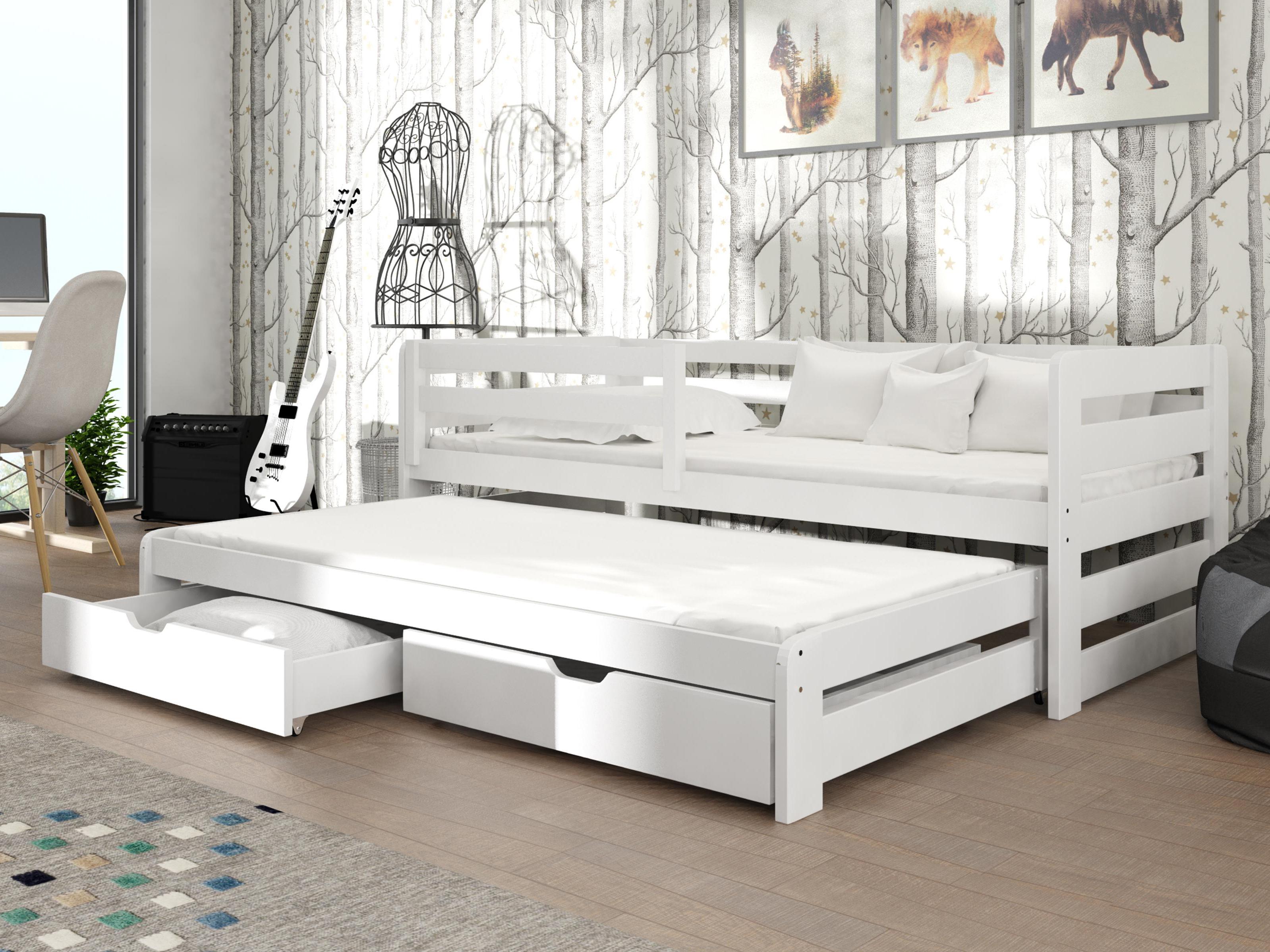 c8de83d12cd0 Detské postele od 113 € v akcii až -33% • NovýNábytok.sk