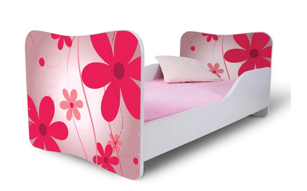 Detská posteľ 140x70 cm - Lena - 01 . Akcia -36%. Vlastná spoľahlivá doprava až k Vám domov.