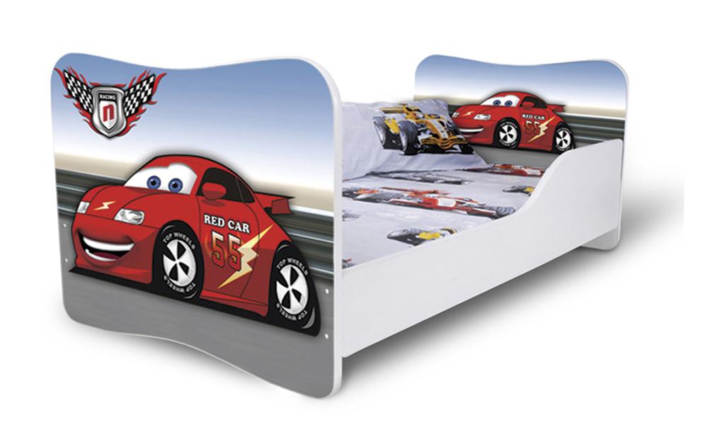 Detská posteľ 180x80 cm - Lena - 25 . Akcia -32%. Vlastná spoľahlivá doprava až k Vám domov.
