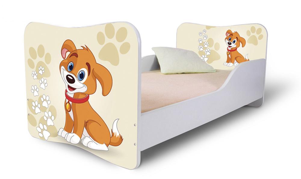Detská posteľ 140x70 cm - Lena - 35 . Akcia -36%. Vlastná spoľahlivá doprava až k Vám domov.