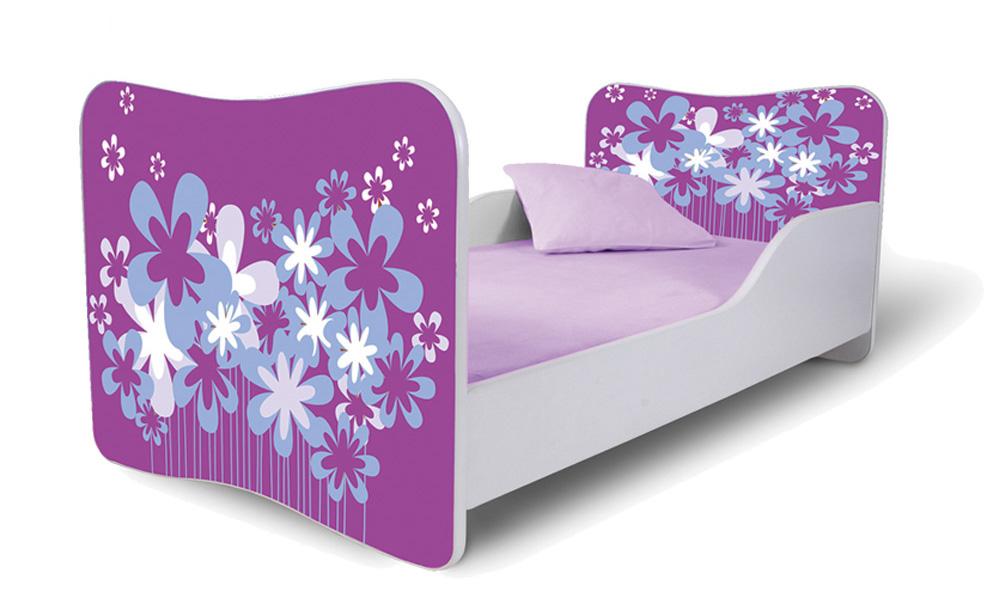 Detská posteľ 140x70 cm - Lena - 47 . Akcia -36%. Vlastná spoľahlivá doprava až k Vám domov.