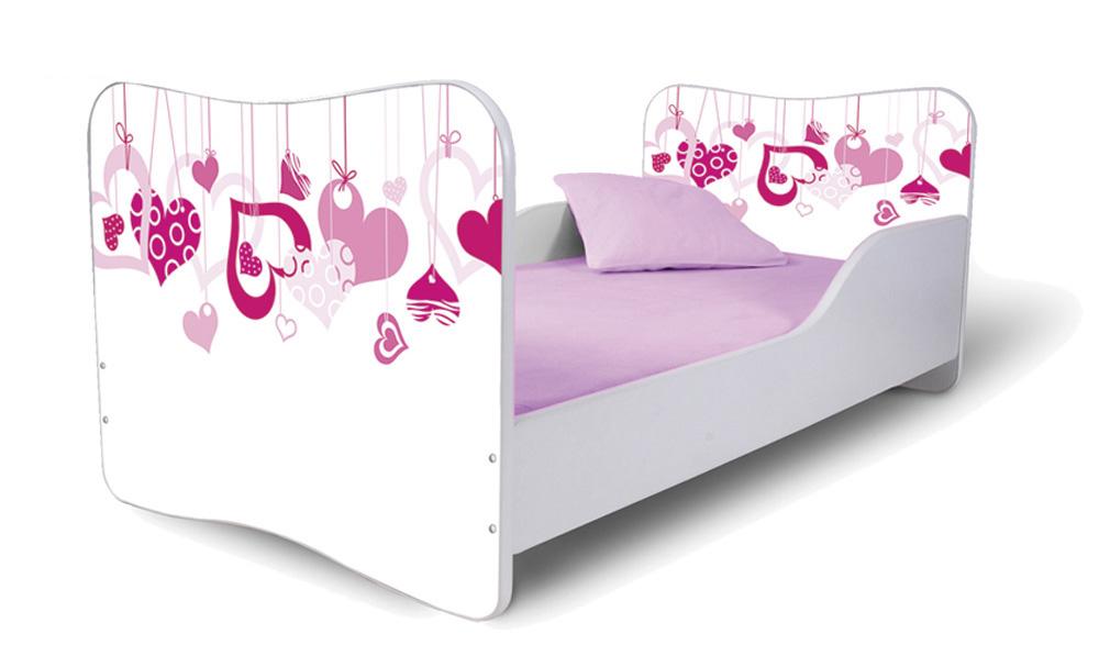 Detská posteľ 140x70 cm - Lena - 49 . Akcia -36%. Vlastná spoľahlivá doprava až k Vám domov.