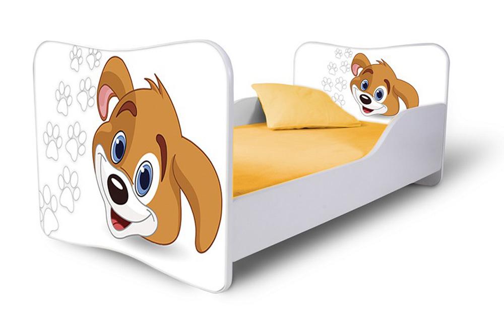 Detská posteľ 140x70 cm - Lena - 58 . Akcia -36%. Vlastná spoľahlivá doprava až k Vám domov.
