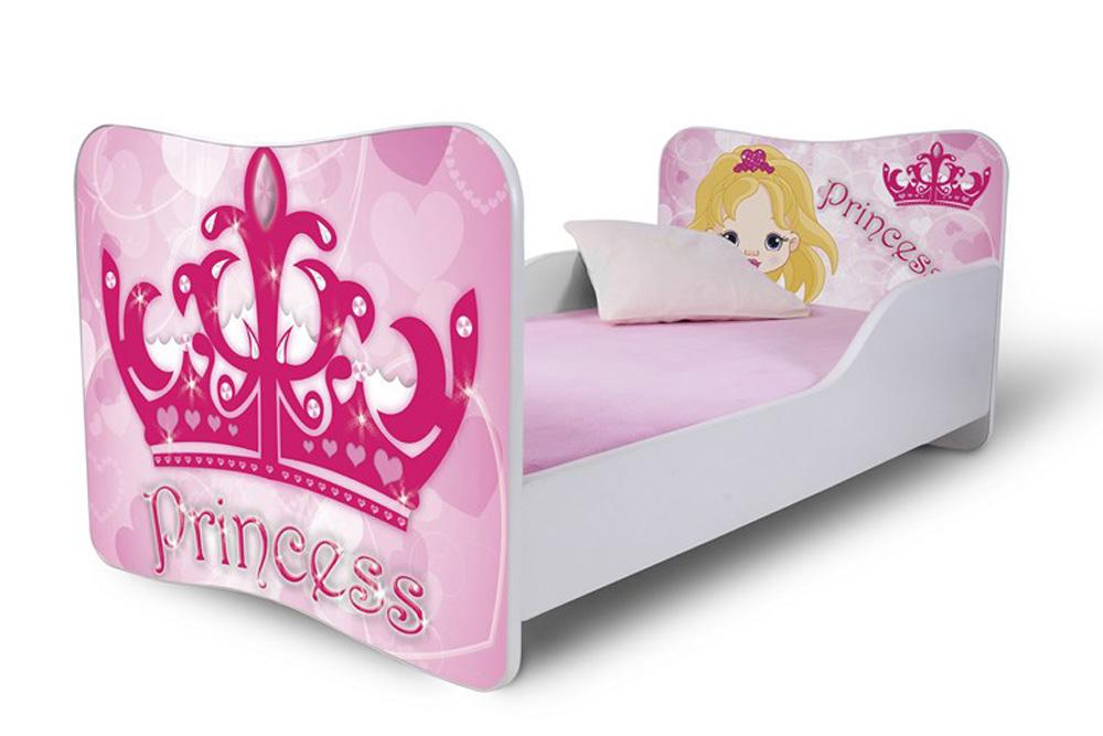 Detská posteľ 140x70 cm - Lena - 69 . Akcia -36%. Vlastná spoľahlivá doprava až k Vám domov.