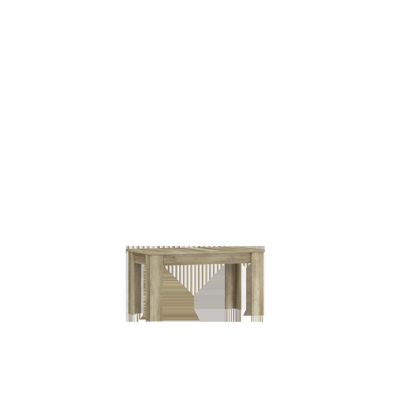 Jedálenský stôl - Skat - L140 (country sivé) (6 až 8 osôb). Akcia -32%. Vlastná spoľahlivá doprava až k Vám domov.
