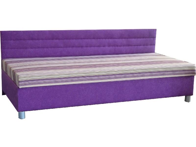 Jednolôžková posteľ (váľanda) 90 cm - Mitru - Etile 1 (s molitanovým matracom). Sme autorizovaný predajca Mitru. Vlastná spoľahlivá doprava až k Vám domov.