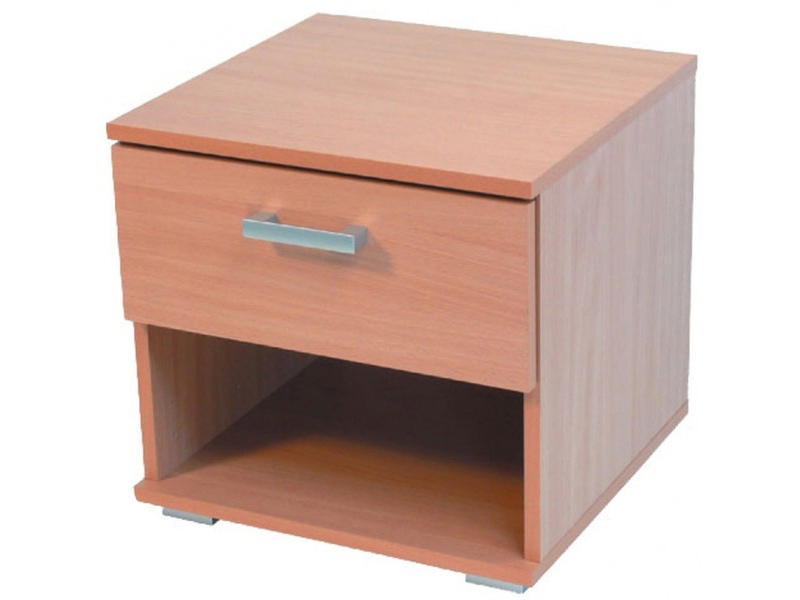 Nočný stolík - Mitru (jedna zásuvka)