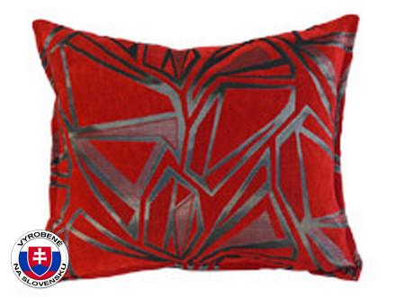 Vankúš - Mitru 74 cm (s molitanovým matracom)