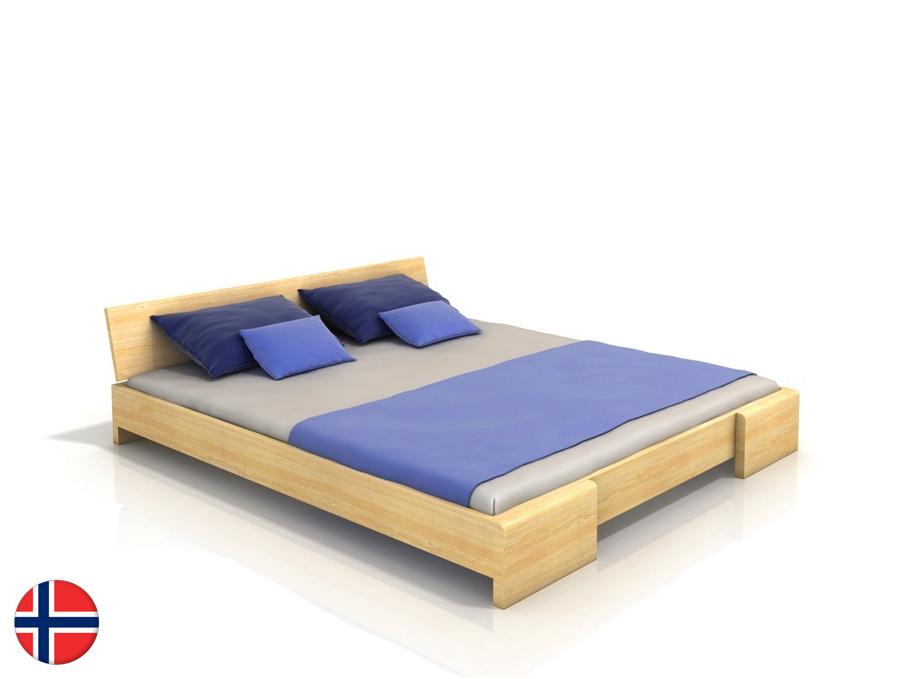 Manželská posteľ 160 cm - Naturlig - Blomst (borovica) (s roštom). Sme autorizovaný predajca Naturlig. Vlastná spoľahlivá doprava až k Vám domov.