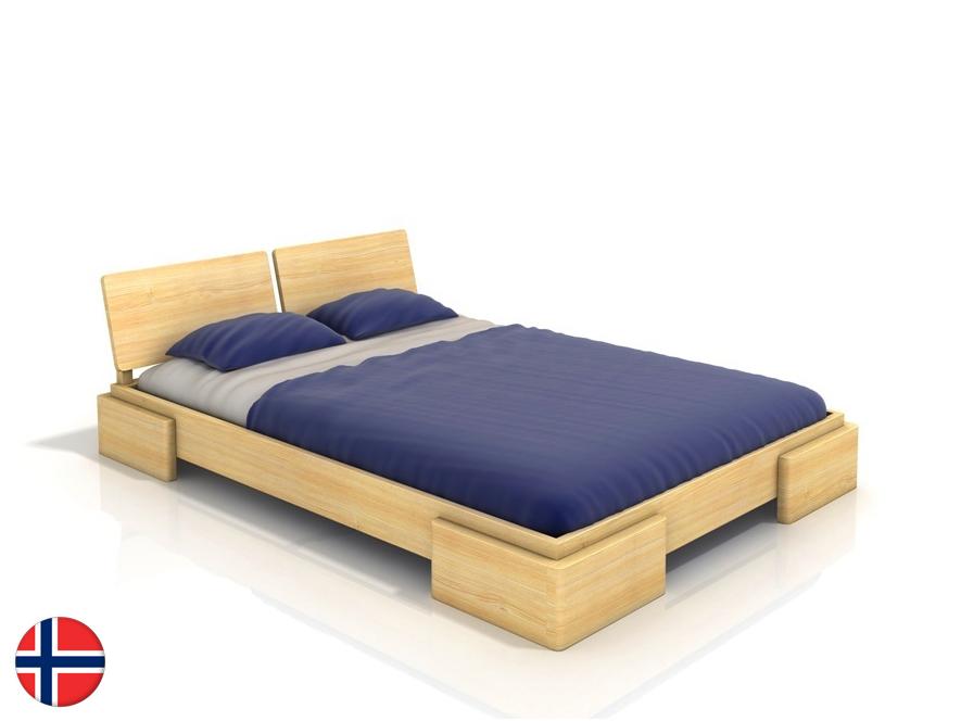Manželská posteľ 160 cm - Naturlig - Jordbaer (borovica) (s roštom). Sme autorizovaný predajca Naturlig. Vlastná spoľahlivá doprava až k Vám domov.