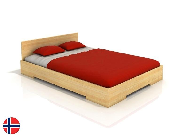 Manželská posteľ 160 cm - Naturlig - Kirsebaer (borovica) (s roštom). Sme autorizovaný predajca Naturlig. Vlastná spoľahlivá doprava až k Vám domov.