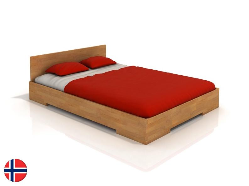 Manželská posteľ 160 cm - Naturlig - Kirsebaer (buk) (s roštom). Sme autorizovaný predajca Naturlig. Vlastná spoľahlivá doprava až k Vám domov.