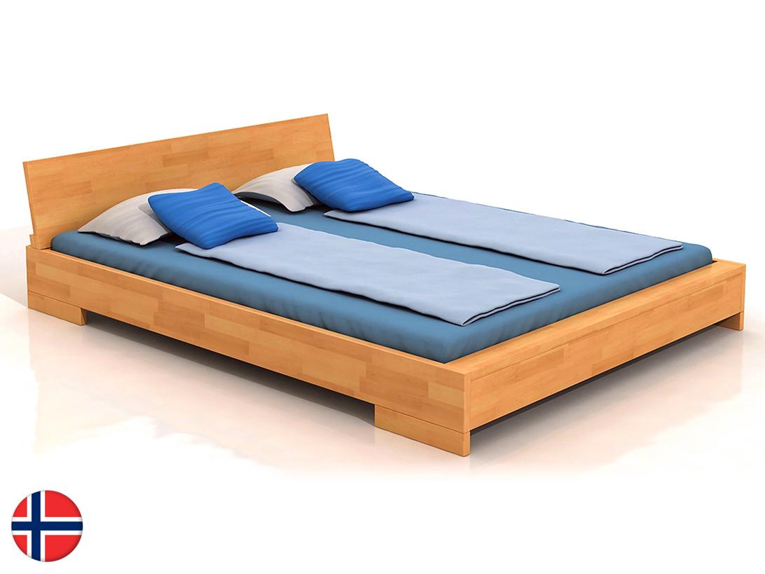 Manželská posteľ 160 cm - Naturlig - Lekanger (buk) (s roštom). Akcia -15%. Sme autorizovaný predajca Naturlig. Vlastná spoľahlivá doprava až k Vám domov.
