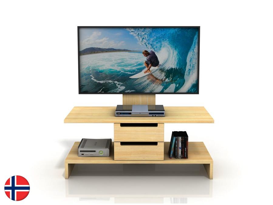 TV stolík/skrinka Naturlig Larsos (borovica)