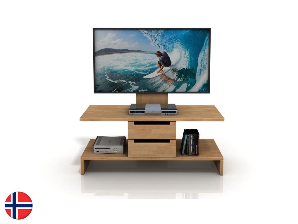 TV stolík/skrinka Naturlig Larsos (buk)