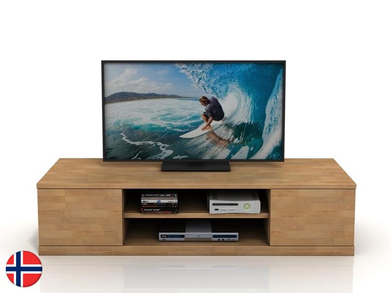 TV stolík/skrinka - Naturlig - Lekanger (buk). Akcia -15%. Sme autorizovaný predajca Naturlig. Vlastná spoľahlivá doprava až k Vám domov.