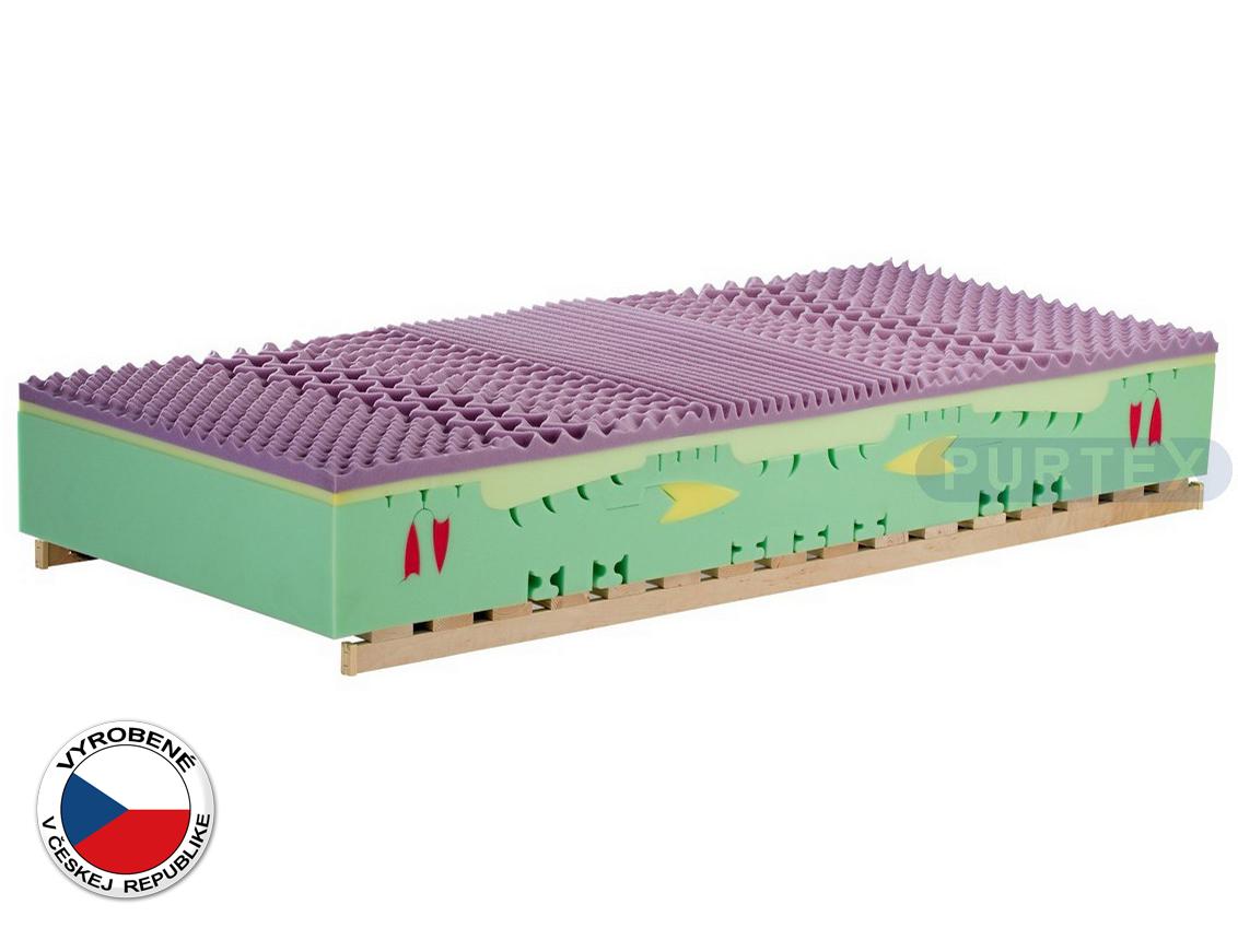 Penový matrac - Purtex - Charlotte Bio - 200x180 cm