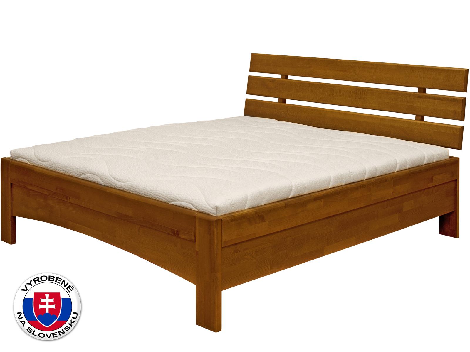 Manželská posteľ 220x200 cm - Purtex - Ava (masív)