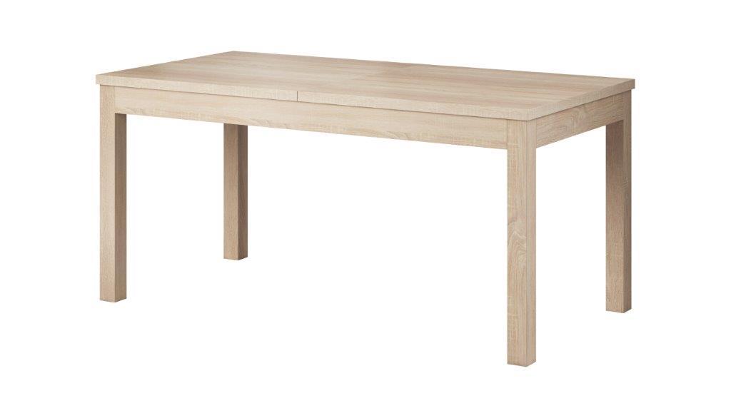 Jedálenský stôl - Renar - Anton 160 (dub sonoma) (pre 6 až 8 osôb). Sme autorizovaný predajca Renar. Vlastná spoľahlivá doprava až k Vám domov.