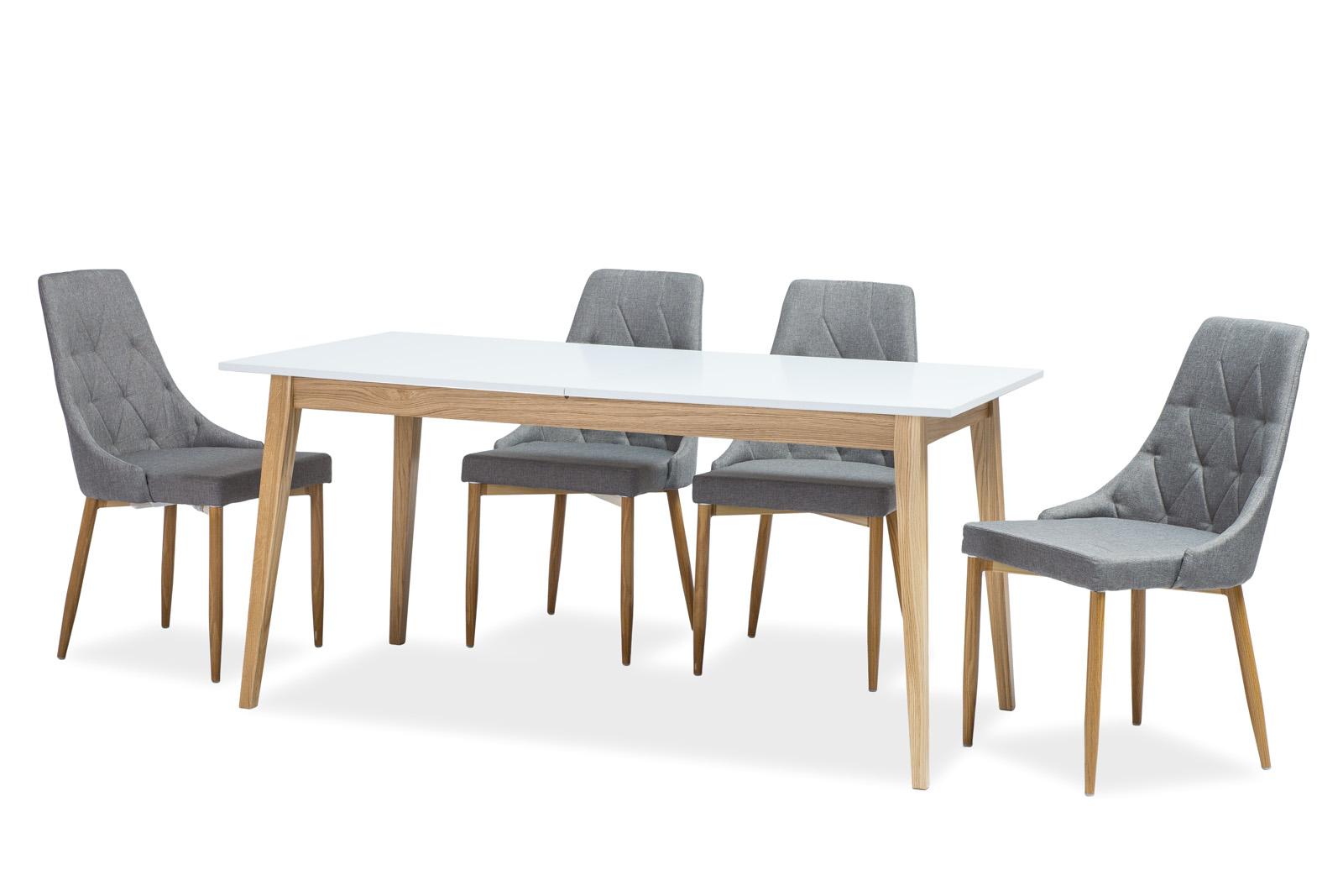 Jedálenský stôl - Signal - Cesar (pre 6 až 8 osôb). Doprava ZDARMA. Sme autorizovaný predajca Signal. Vlastná spoľahlivá doprava až k Vám domov.