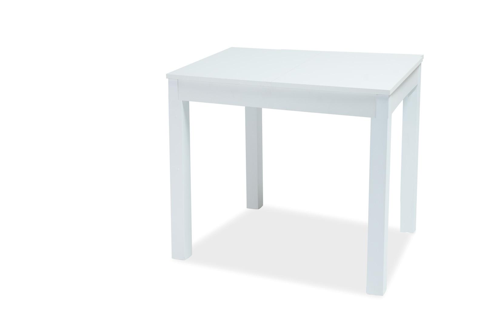 Jedálenský stôl - Signal - Eldo (biela) (pre 4 až 6 osôb). Doprava ZDARMA. Sme autorizovaný predajca Signal. Vlastná spoľahlivá doprava až k Vám domov.