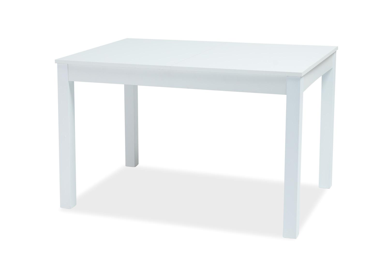 Jedálenský stôl - Signal - Prism (biela) (pre 4 až 6 osôb). Doprava ZDARMA. Sme autorizovaný predajca Signal. Vlastná spoľahlivá doprava až k Vám domov.