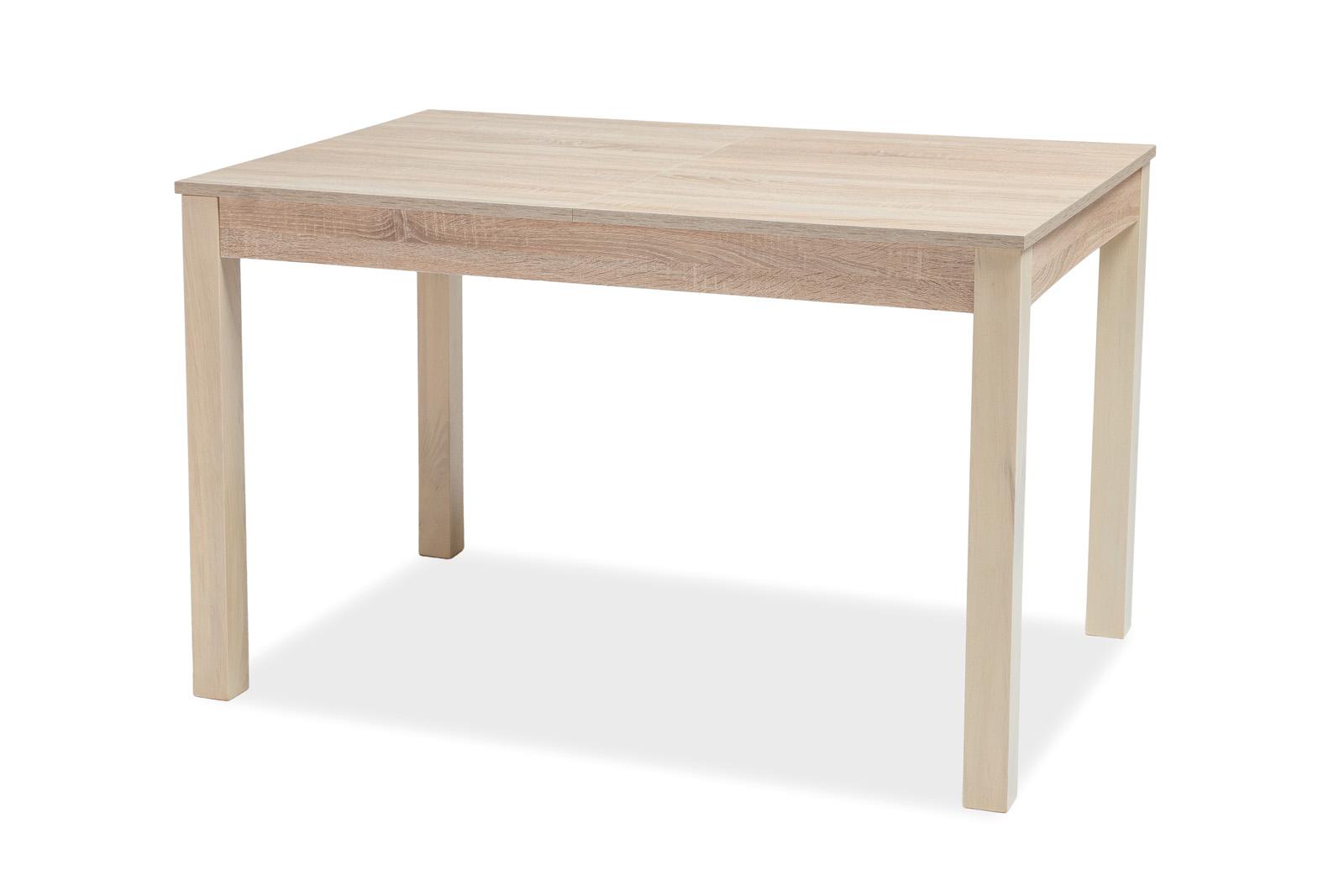 Jedálenský stôl - Signal - Prism (dub sonoma) (pre 4 až 6 osôb). Doprava ZDARMA. Sme autorizovaný predajca Signal. Vlastná spoľahlivá doprava až k Vám domov.