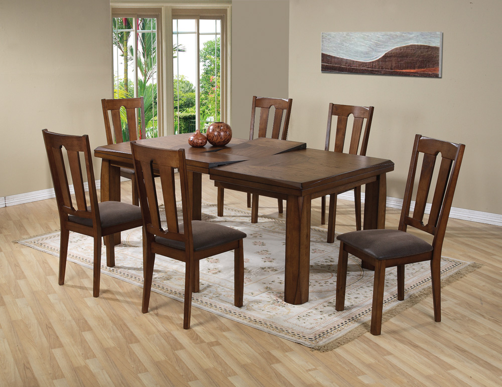 Jedálenský stôl - signal - perseusz rustikal (pre 6 až 8 osôb)