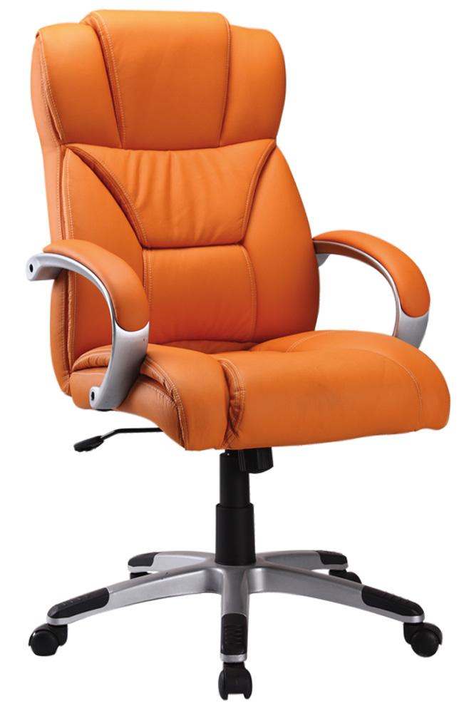 Kancelárske kreslo - Signal - Q-044 oranžové