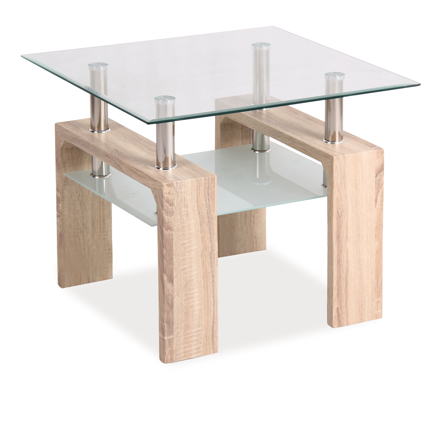Konferenčný stolík Lisa D (dub sonoma)
