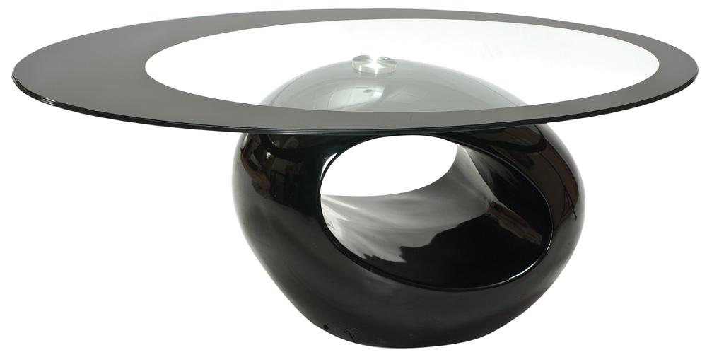 Konferenčný stolík - Signal - Etna čierny