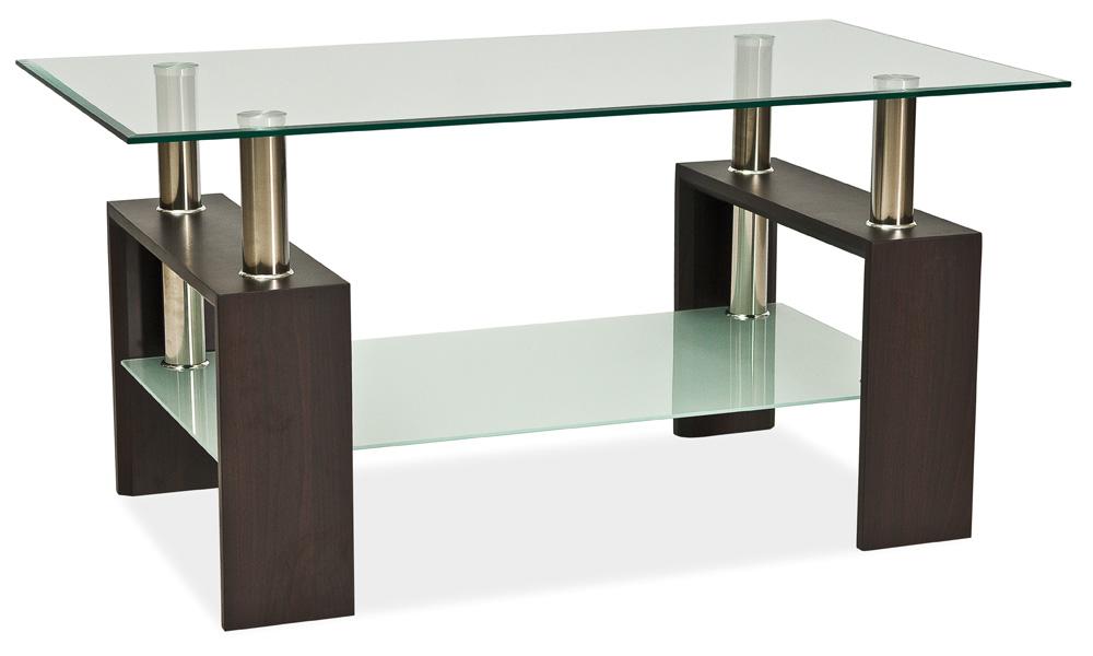 Konferenčný stolík Lisa II (wenge)