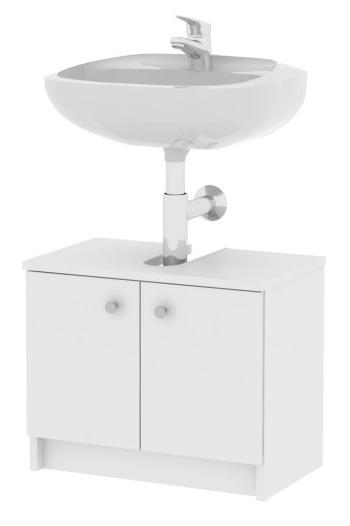 Kúpeľňová skrinka pod umývadlo - Tempo Kondela - Galena - Si02
