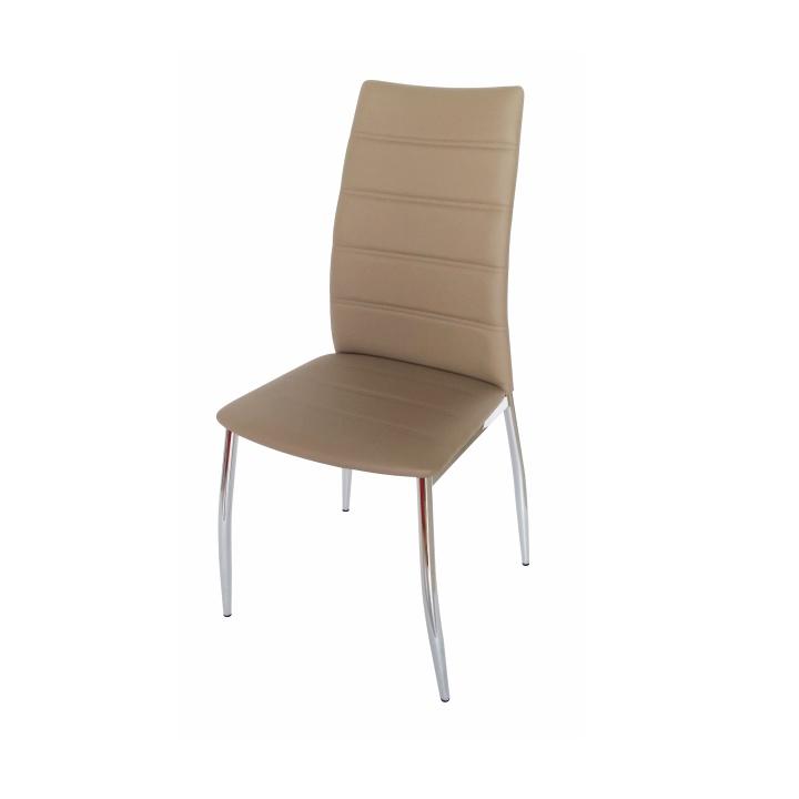 Jedálenská stolička - Tempo Kondela - Dela hnedá. Akcia -10%. Sme autorizovaný predajca Tempo-Kondela. Vlastná spoľahlivá doprava až k Vám domov.