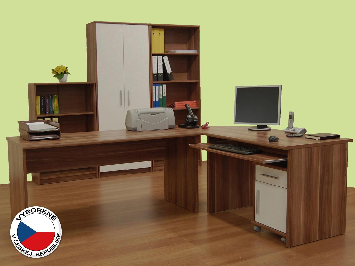 Kancelária - Tempo Kondela - Johan (slivka + biela). Sme autorizovaný predajca Tempo-Kondela. Vlastná spoľahlivá doprava až k Vám domov.