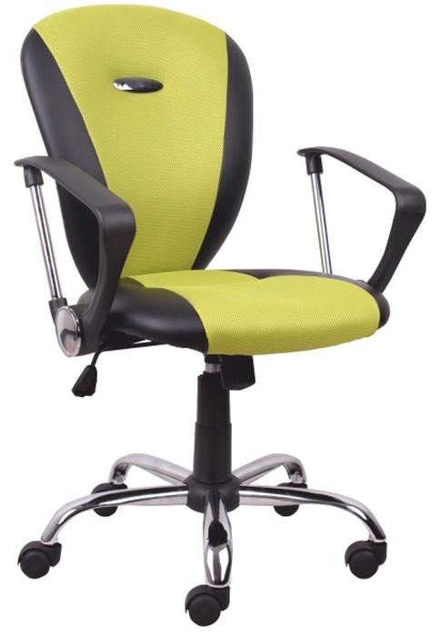 Kancelárske kreslo - Tempo Kondela - Tabarez 1513 žltá + čierna. Sme autorizovaný predajca Tempo-Kondela. Vlastná spoľahlivá doprava až k Vám domov.