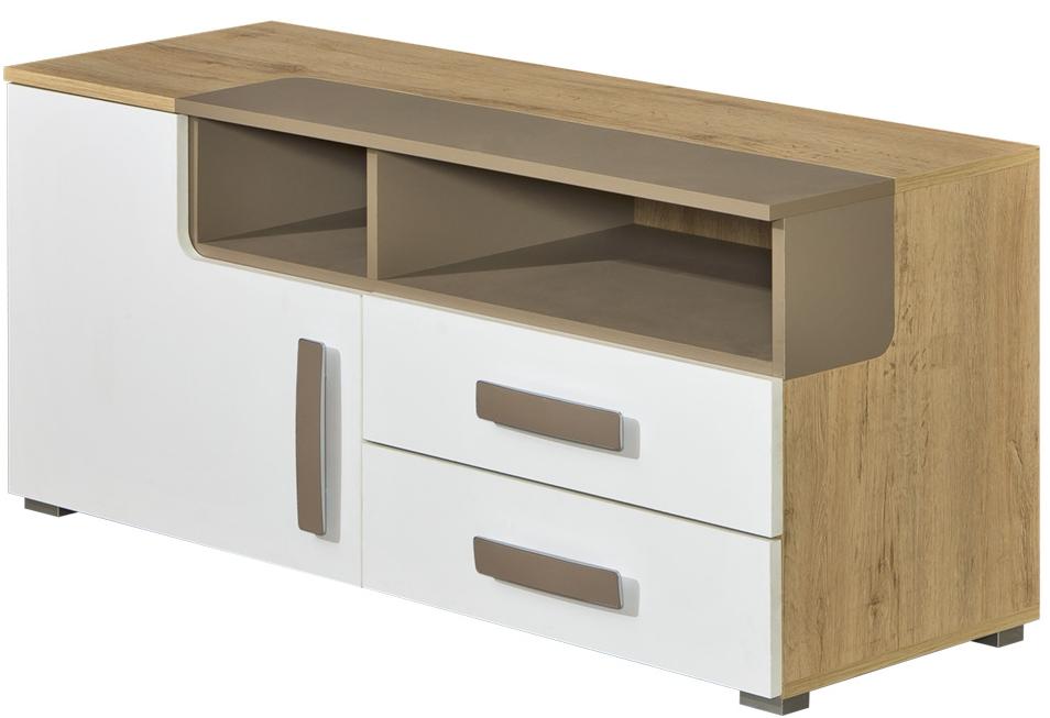 TV stolík/skrinka - Tempo Kondela - Katar - K9
