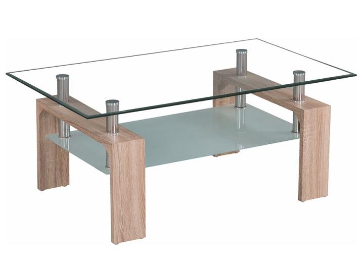 Konferenčný stolík - Tempo Kondela - Libor NEW (dub sonoma). Sme autorizovaný predajca Tempo-Kondela. Vlastná spoľahlivá doprava až k Vám domov.