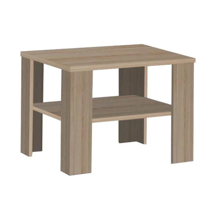 Konferenčný stolík Intersys 21 (dub sonoma truflový)