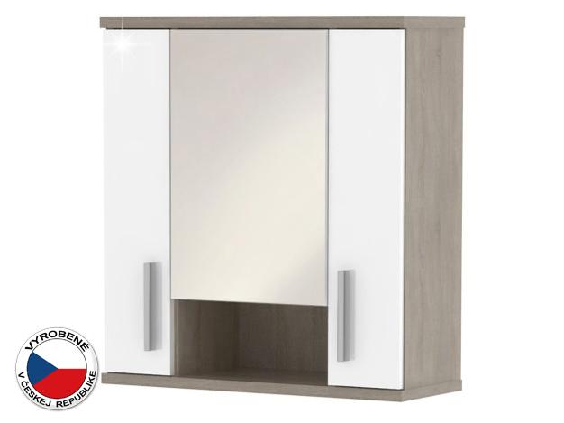 Kúpeľňová skrinka na stenu - Tempo Kondela - Lessy - Li01