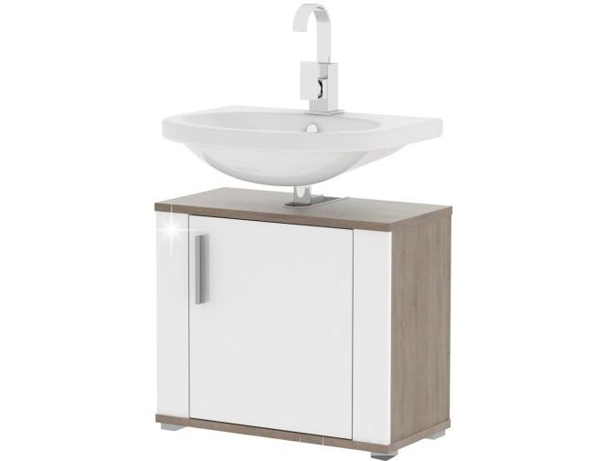 Kúpeľňová skrinka pod umývadlo - Tempo Kondela - Lessy - Li02