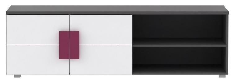 TV stolík/skrinka - Tempo Kondela - Lobete - Typ 12