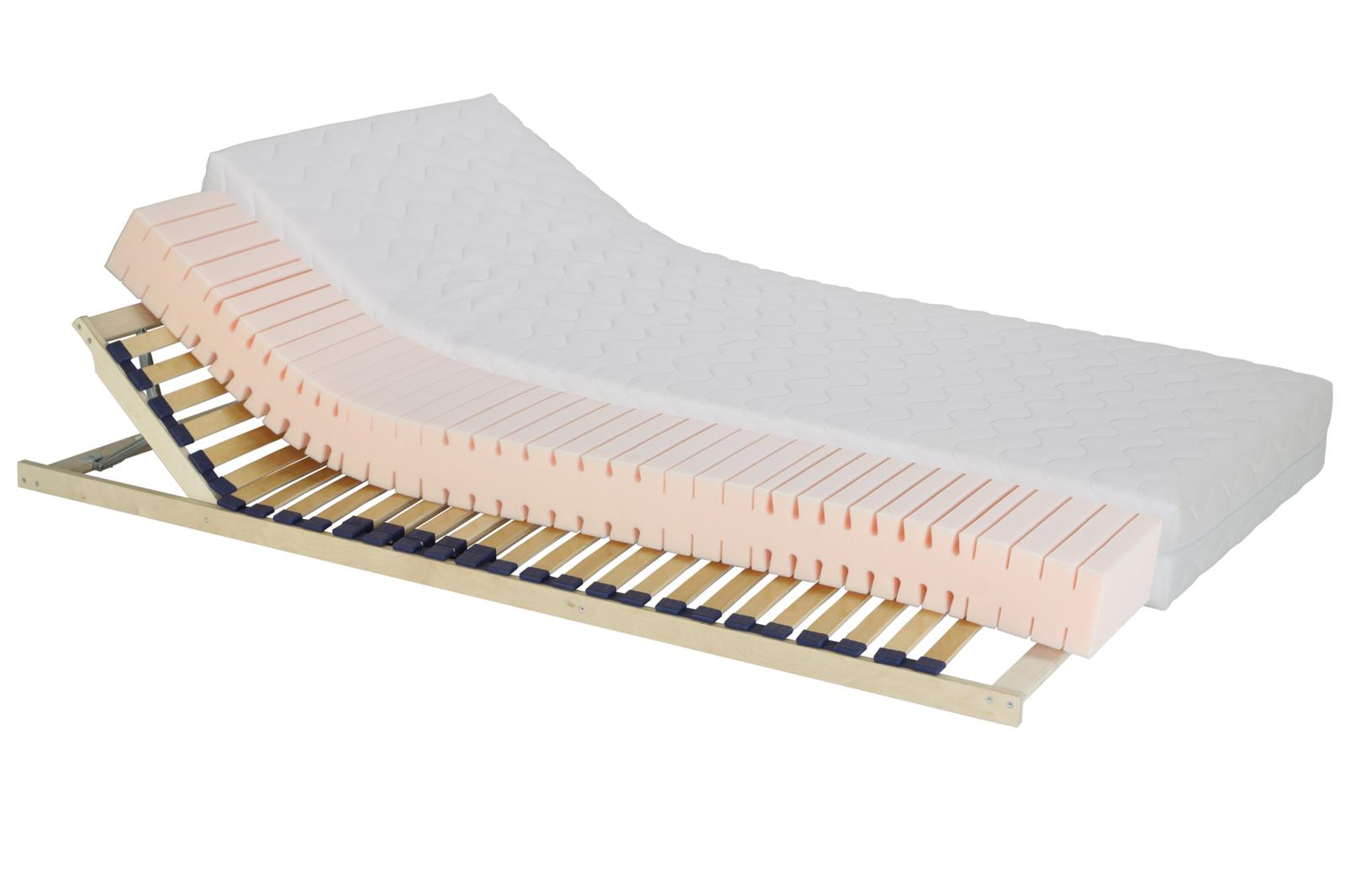 Penový matrac - Tempo Kondela - Tempo 10, 200x140 cm. Sme autorizovaný predajca Tempo-Kondela. Vlastná spoľahlivá doprava až k Vám domov.
