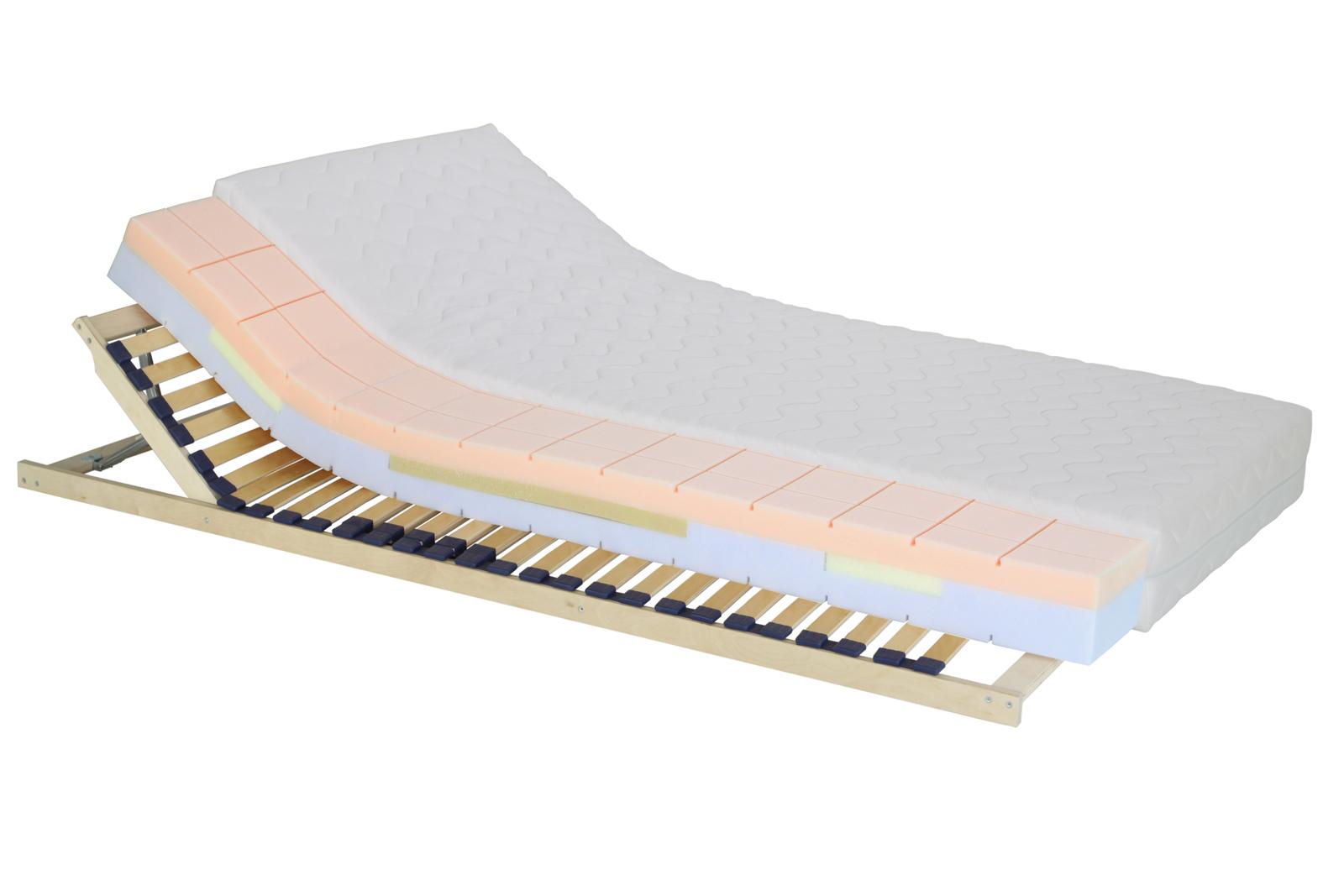 Penový matrac - Tempo Kondela - Tempo 20, 200x160 cm