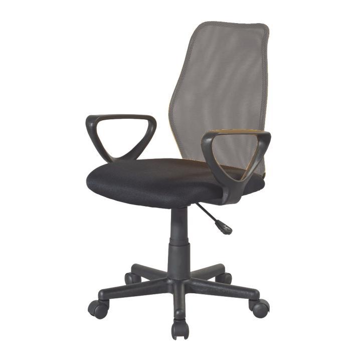 Kancelárska stolička - Tempo Kondela - BST 2010 sivá. Sme autorizovaný predajca Tempo-Kondela. Vlastná spoľahlivá doprava až k Vám domov.